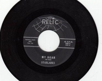 STARLARKS ~ My Dear*Mint-45 !