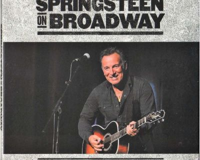 Springsteen on Broadway Concert Tickets at TixTM