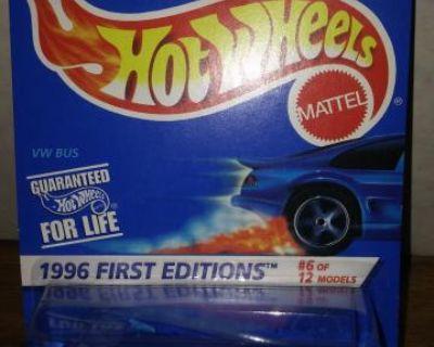 hot wheels drag bus 1st edition