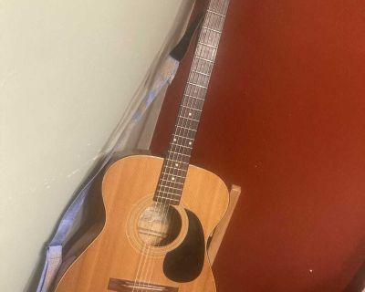 Vintage (70s)Drifter (Conn) acoustic guitar