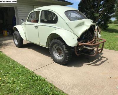 1965 Baja Bug