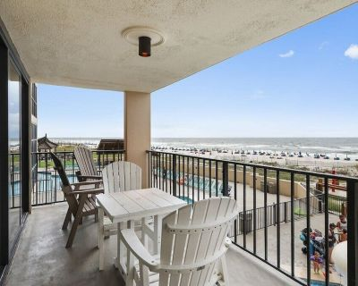 2 bedroom, 2 bath Beachfront Condo on the 1st floor at Phoenix 1! - Orange Beach