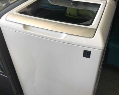 GE Deep Fill Too Load Washer