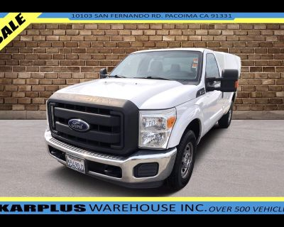2016 Ford F-250 SD XL 2WD