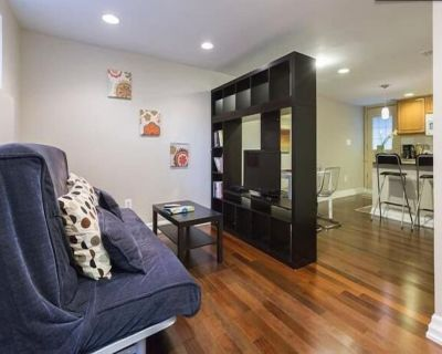 Cute & Cozy apartment in Capitol Hill! Parking, Wifi, & Close to everything! - Eastern Market