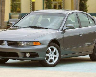 2002 Mitsubishi Galant ES