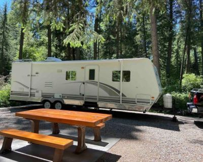 Travel trailer-delivery only - Osoyoos