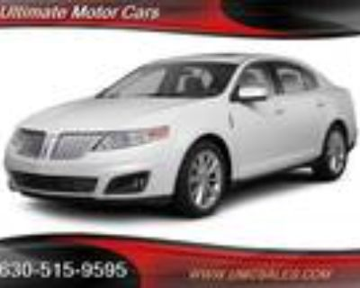 2012 Lincoln MKZ/Zephyr Duratec 3.5L V6 263hp 249ft. lbs.