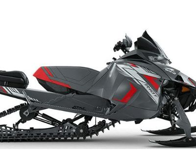 2022 Arctic Cat Riot 8000 ATAC ES with Kit Snowmobile -Trail Osseo, MN