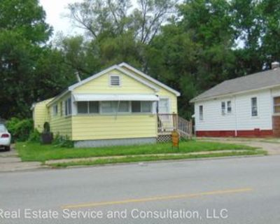 1825 S Martin Luther King Jr Dr, Springfield, IL 62703 3 Bedroom House