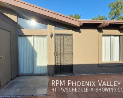 Charming Mesa 3 Bed Condo w/ NEW Paint & Carpet ONLY in the BEDROOMS