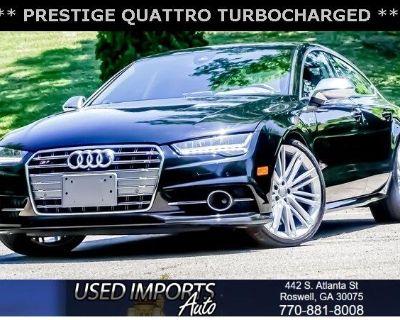 2018 Audi S7 4.0 TFSI Prestige