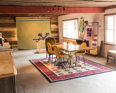 Art Studio and Exhibition Space, Roscoe, NY