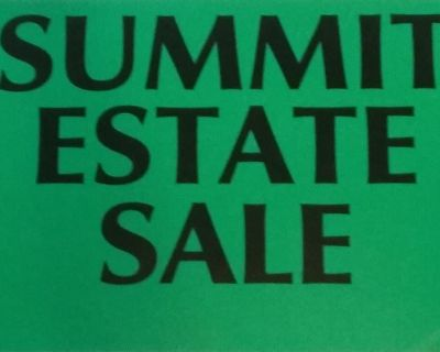 Last Day at Raintree Estate Sale in Lee's Summit Sunday Only 10am-1pm