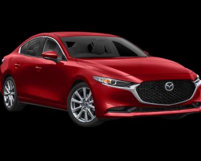 New 2021 Mazda3 Select AWD 4D Sedan