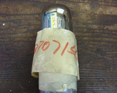 NOS Oval 53-55 Chrome bumper Guard