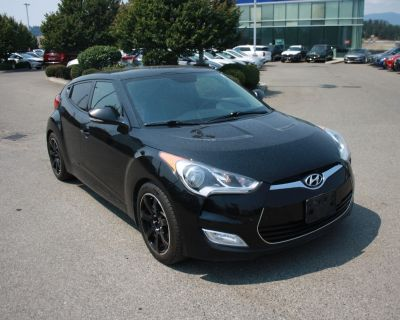 Pre-Owned 2012 Hyundai Veloster w/Tech NO ACCIDENT! SUNROOF!