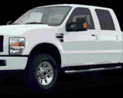 """2008 Ford Super Duty F-250 XL Crew Cab 156"""" 4WD"""