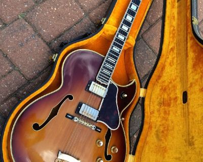 Gibson Byrdland 1964