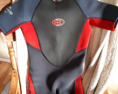 Bare youth shorty wetsuit