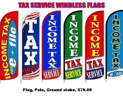 Flags of all Types, Stock and Custom. Sky Dancers, Air Dancer, Pennants