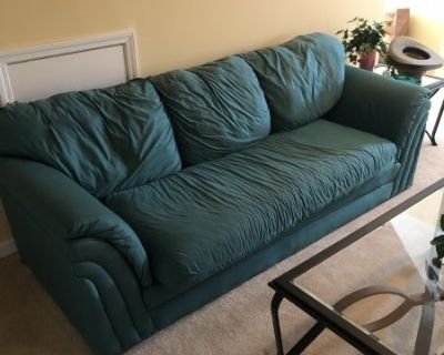 FS/FT Furniture: Couch, Love Seat, Arm Chair, and ottoman.
