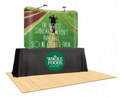Buy Now! Trade Show Displays for Sale in Quebec   Tent Depot