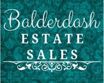 BALDERDASH ESTATE SALES - WAUKEGAN - ANIME, COLLECTABLES, VINTAGE & MORE!!