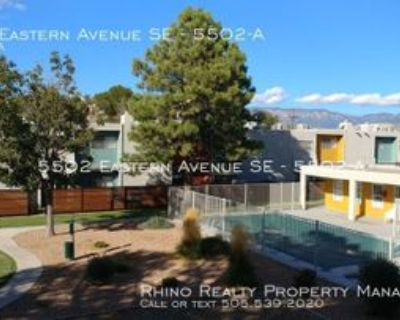 5502 Eastern Ave Se #5502A, Albuquerque, NM 87108 2 Bedroom Apartment