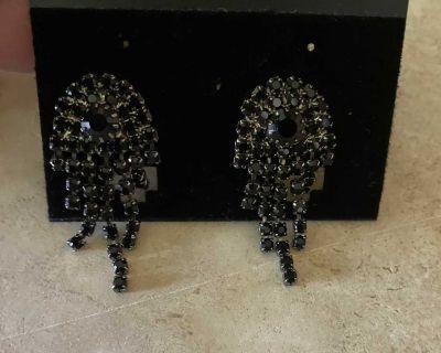 Earrings, $5.00