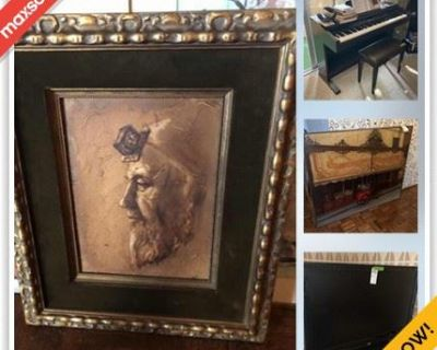 Beverly Hills Moving Online Auction - S Reeves Dr (CONDO)