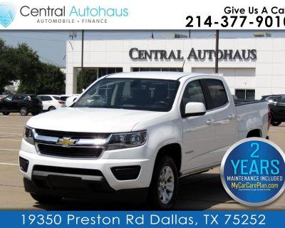 "Used 2020 Chevrolet Colorado 2WD Crew Cab 128"" LT"