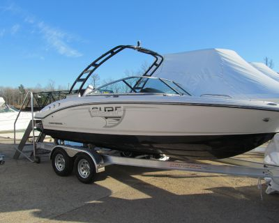 2021 Chaparral 21 Surf In stock
