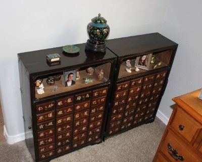 One Day Downsizing Estate Sale-Antiques- Furniture-D cor-Collectibles by Hidden Creations