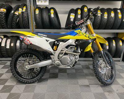 2022 Suzuki RM-Z450 Motocross Off Road Van Nuys, CA
