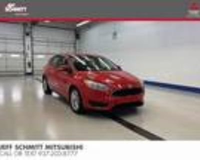 2017 Ford Focus Red, 71K miles