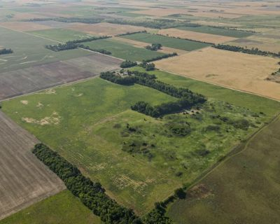 157 Acres Homestead and Recreation-Reno County