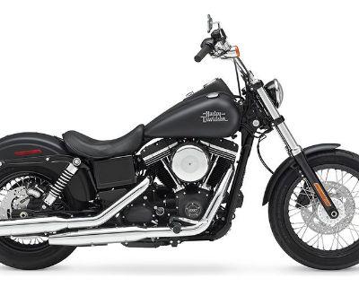 2017 Harley-Davidson Street Bob Cruiser Loveland, CO