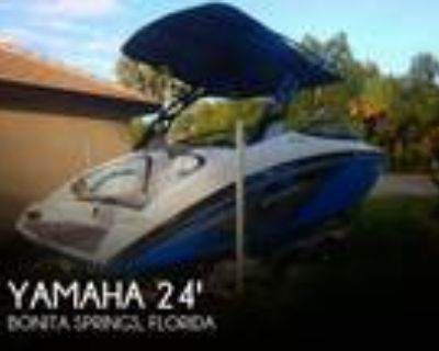 24 foot Yamaha 242x E-series