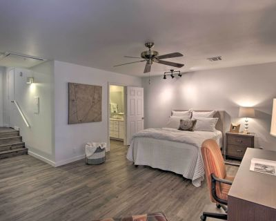 NEW! Townhome w/Fireplace, Walk to Shops + Dining! - Cherry Street