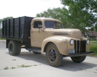 1947 Ford F450