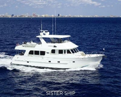2022 65' Outer Reef Yachts 650 MY