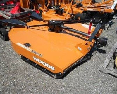 Woods BB84.40 BRUSHBULL SINGLE SPINDLE ROTARY CUTTER Tractors Brunswick, GA