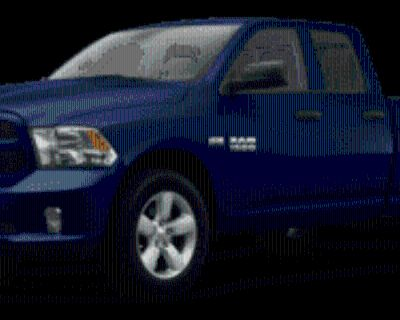 "2016 Ram 1500 Tradesman Quad Cab 6'4"" Box 2WD"