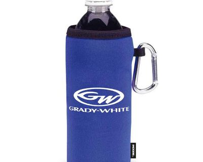 Grady White Boats Collapsible Bottle Cooler Koozie
