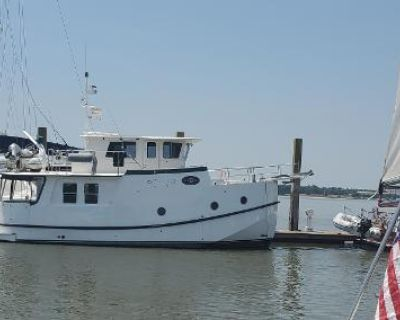 2002 Great Harbour GH37