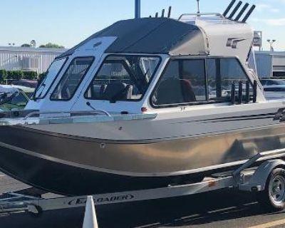 2019 Northwest Boats 228 Lightning