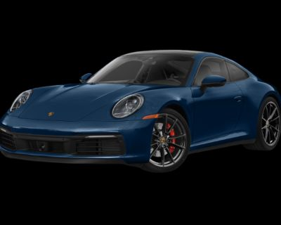 New 2021 Porsche 911 Carrera 4S