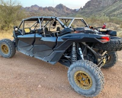 CanAm X3 RS Max