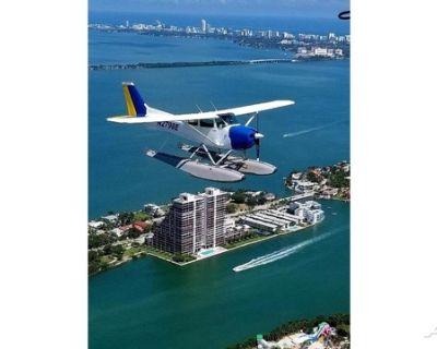 1979 Cessna 172N Optimized Float Plane